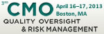 3rd CMO Quality Oversight & Risk Management
